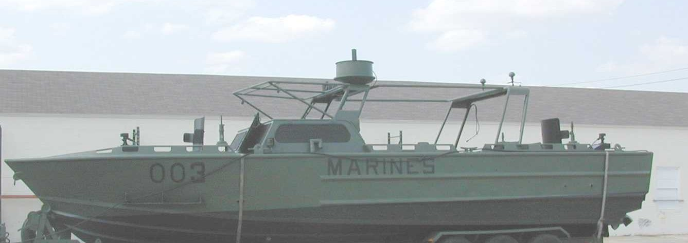 Navy Riverine Assault Craft picture