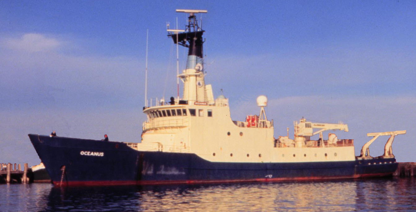 picture of research vessel